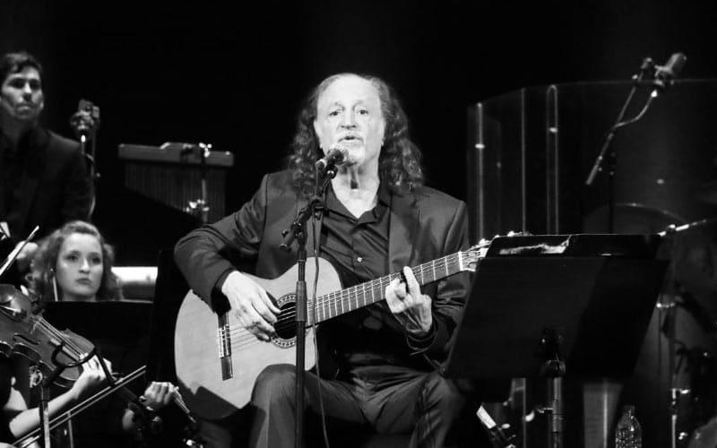 Lindo show de Alceu Valença no Theatro Municípal do RJ