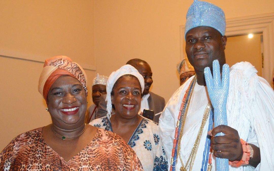 Liberdade é nossa riqueza. Garante Ooni de Ifé