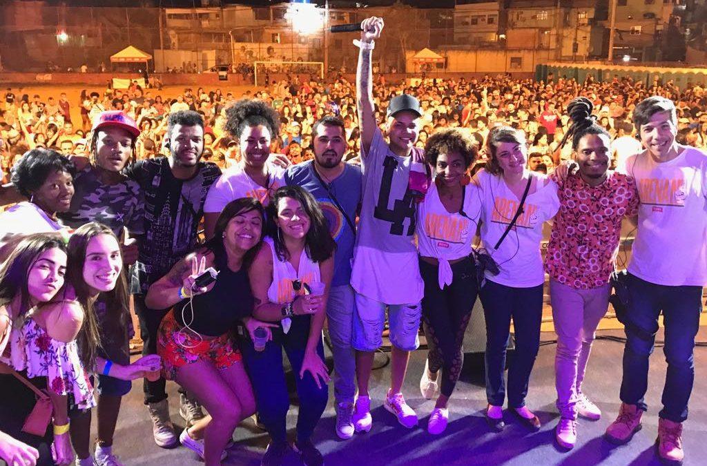 Último dia de Copa com festa em Inhaúma