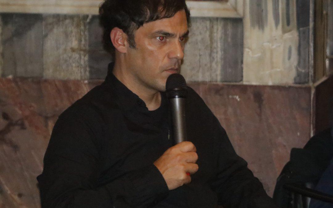 Argentino Pablo Leon no Parque Lage