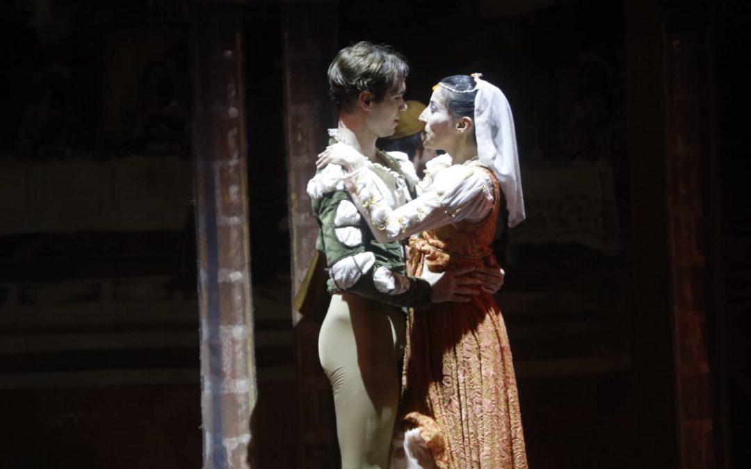 Romeu e Julieta- Ballet de Santiago