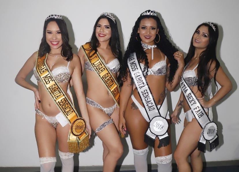 SEXY FAIR 2018 / A FEIRA MAIS QUENTE DO RIO!
