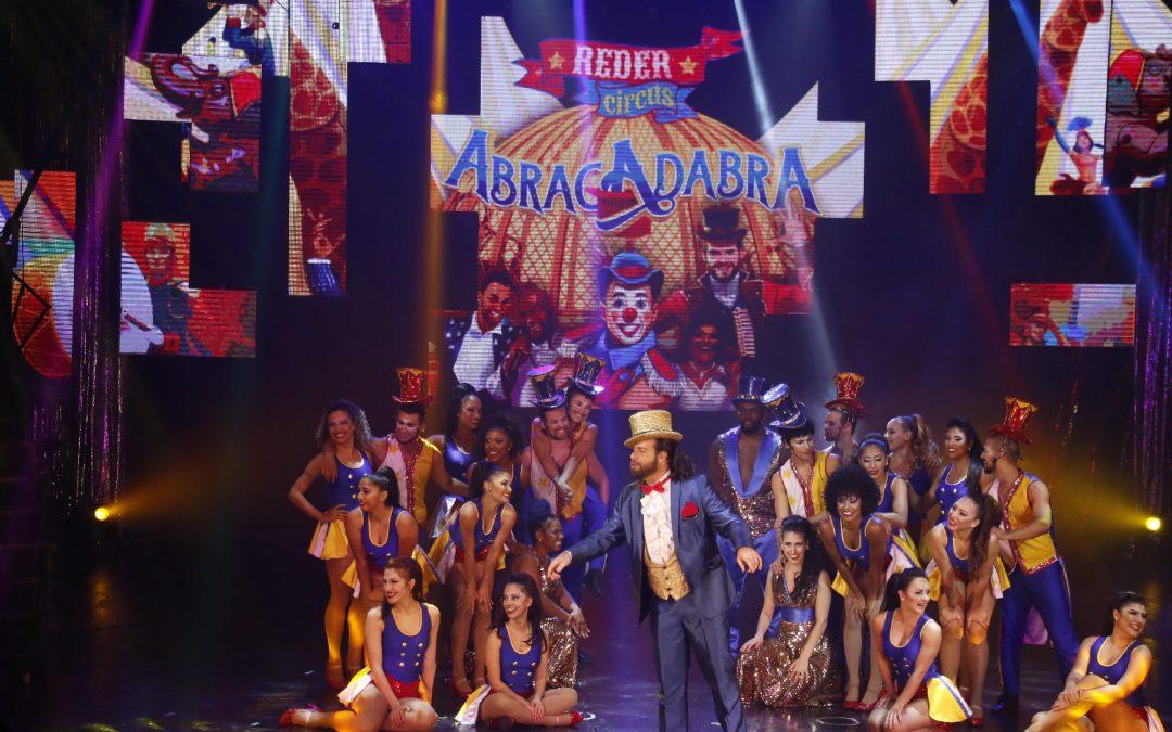ABRACADABRA REDER CIRCUS faz estreia nacional no Rio