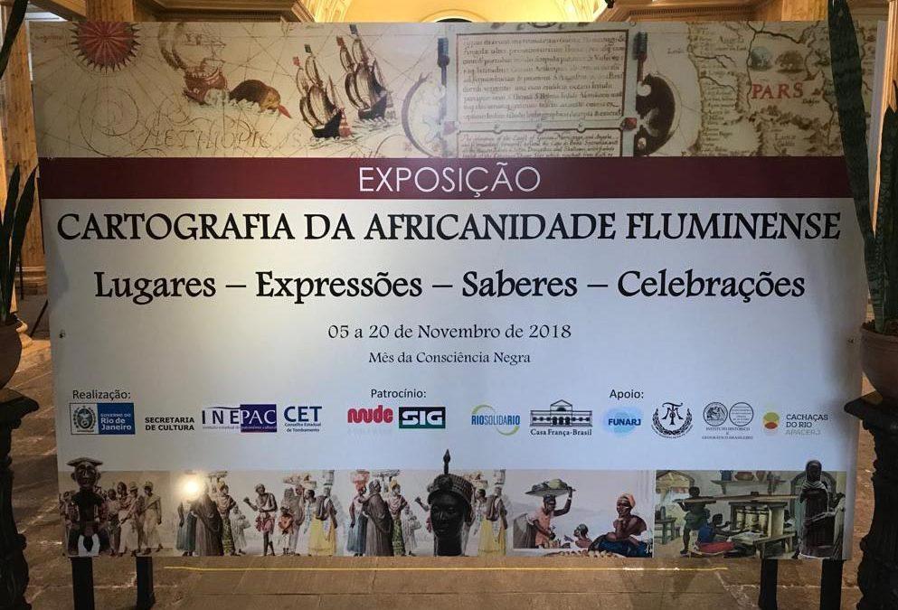 Cartografia da Africanidade Brasileira na CFB