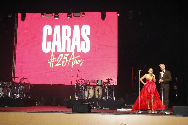 25 anos da Revista Caras no Rio