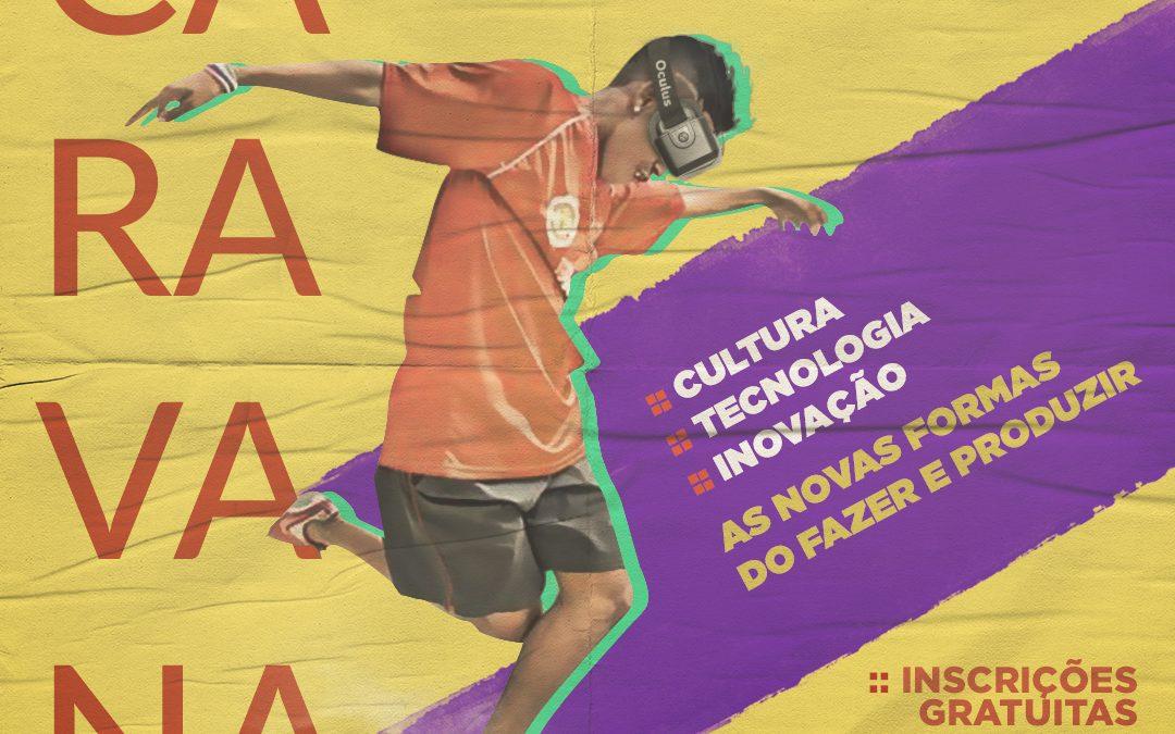 Caravana Rio Criativo em Duque de Caxias