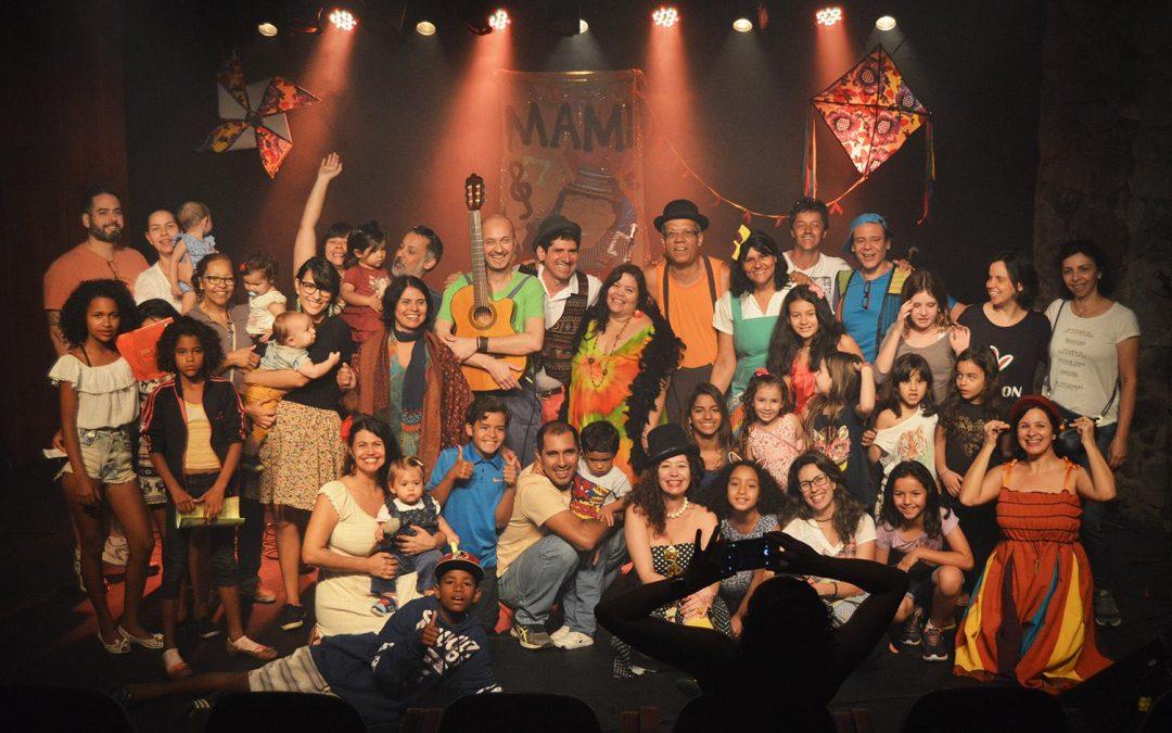 Prêmio Zé Zuca – 1º Festival de Música Brasileira para a Infância