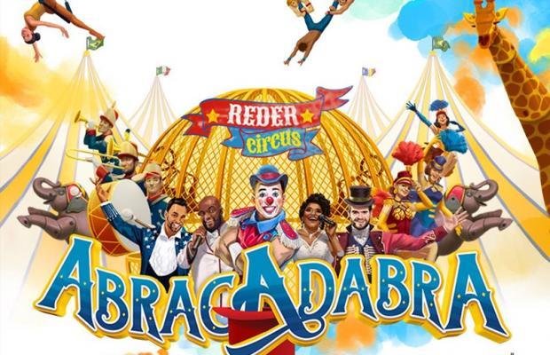 Respeitável Público! O Reder Circus apresenta ABRACADABRA em Niterói