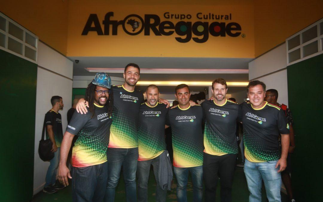 AfroGames, primeiro centro de treinamento em games e e-sports numa comunidade