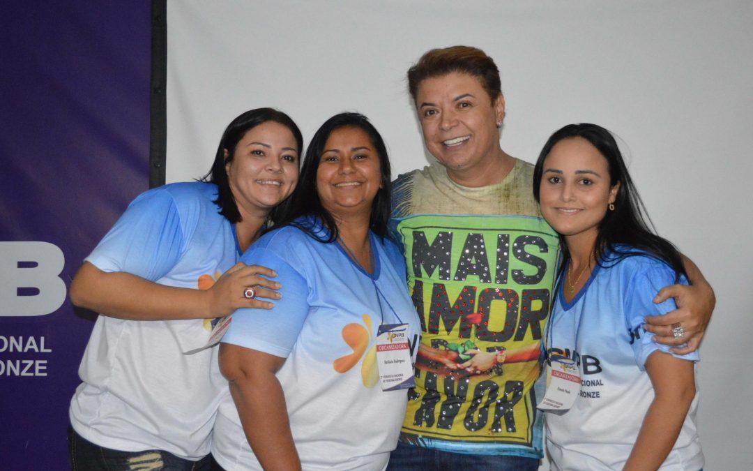 3º Congresso Nacional de Personal Bronze, em agosto, Salvador