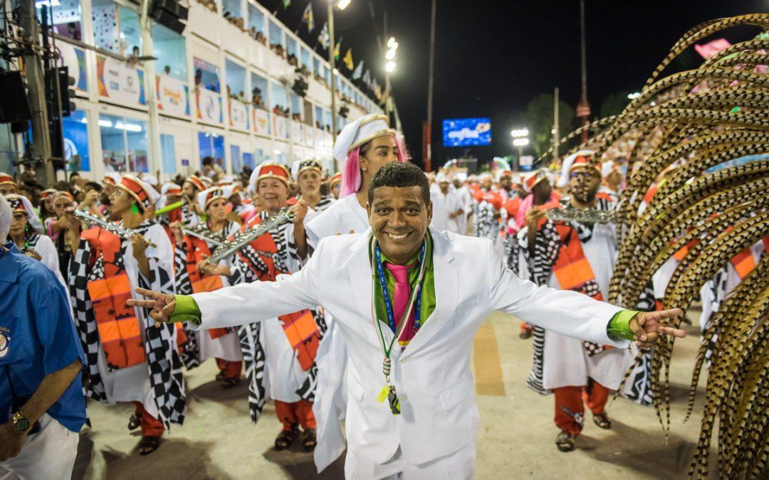 Baile do Mestre Wesley da Mangueira e Molejão agitam Teatro Rival dia 17/02