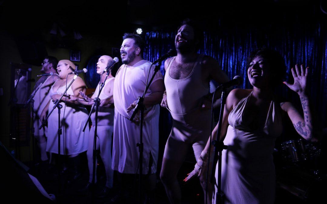 """Buraco Show – Leva ao Teatro Rival Refit o novo trabalho da companhia: """"Estranhas"""""""