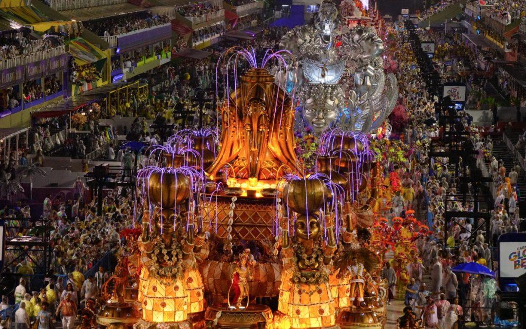 Carnaval Rio 2020, sábado, desfile das Campeãs