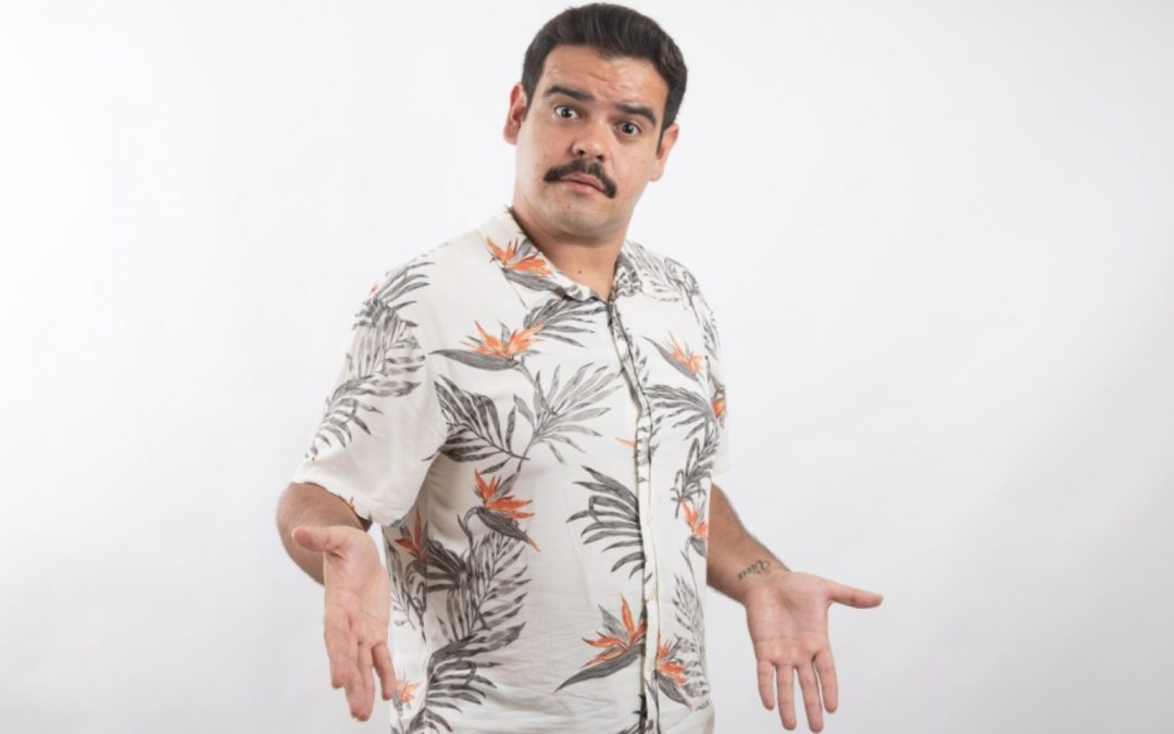 Cezar Maracujá faz Live 'Stand Up Comedy' quinta (07/05)