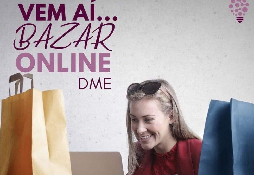 DME MULHERES EMPREENDEDORAS INVESTEM EM BAZAR ONLINE