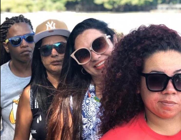 Grupo Segura Nega criado desde 2014