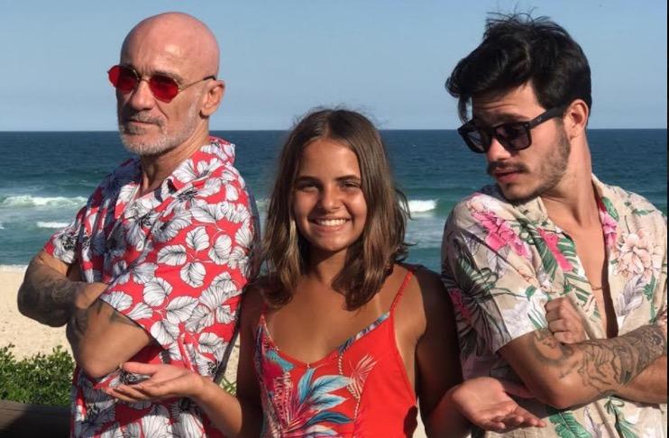 Ex-bigbrother Aírton 'Papito' participa de clipe do cantor Gabriel Portugal