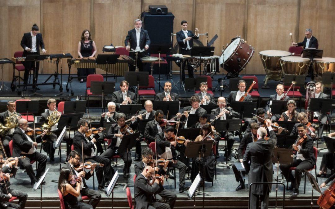 Orquestra Sinfônica Brasileira comemora 80 anos de existência