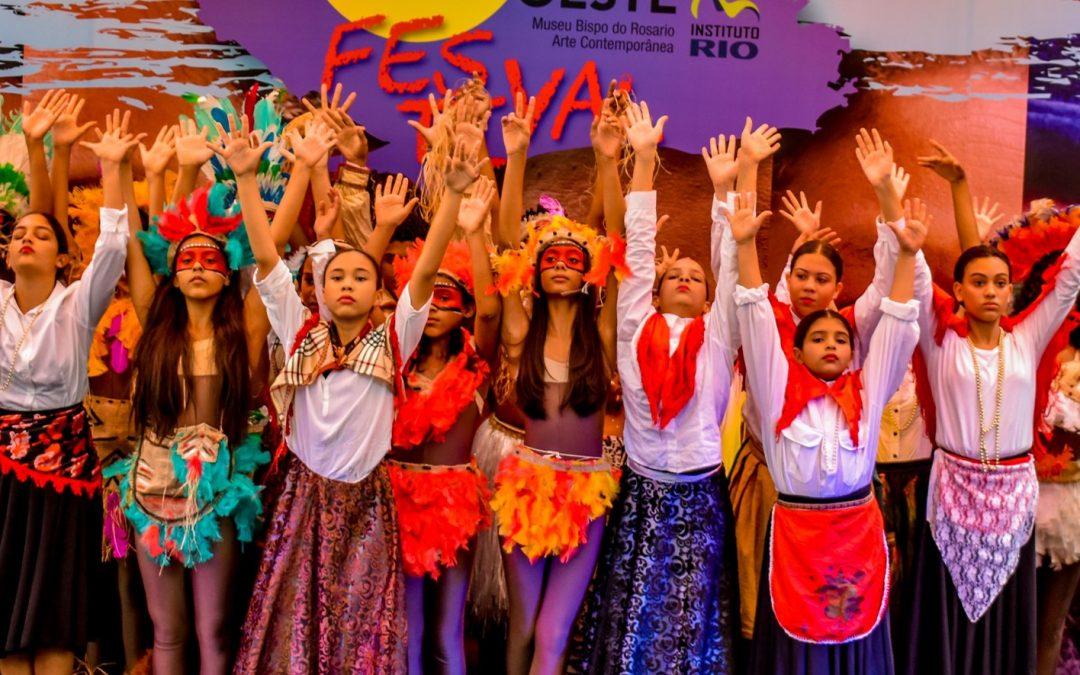 """Festival carioca """"Ilumina Zona Oeste"""" realiza sua 4º edição"""
