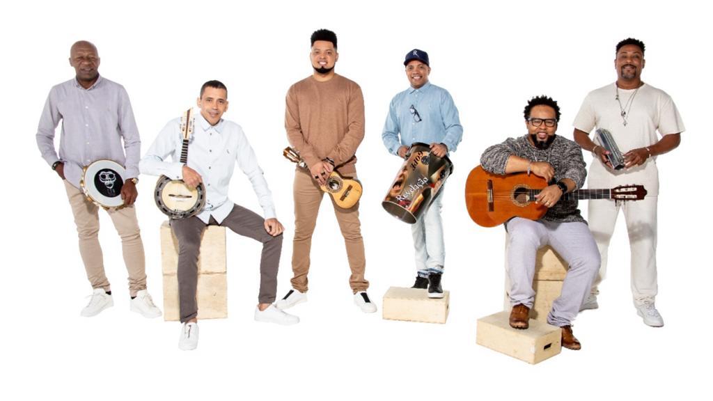 Grupo Revelação prepara projeto com músicas inéditas e regravações
