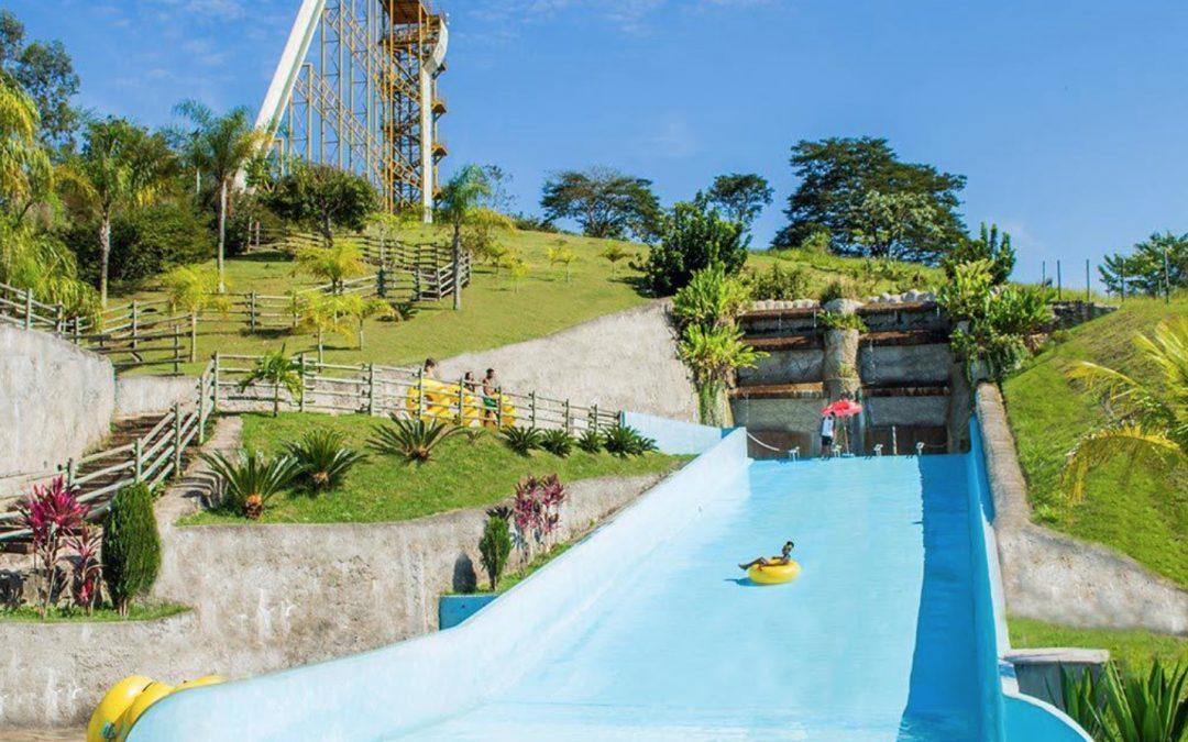 O Aldeia das Águas Park Resort está de volta com suas atividades