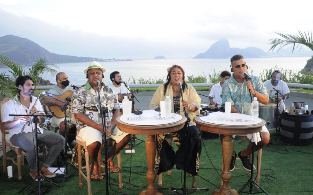 """Festival de Verão Estação Guanabara com show  """"Rio e Seus Baluartes – Tributo a Roberto Ribeiro"""""""