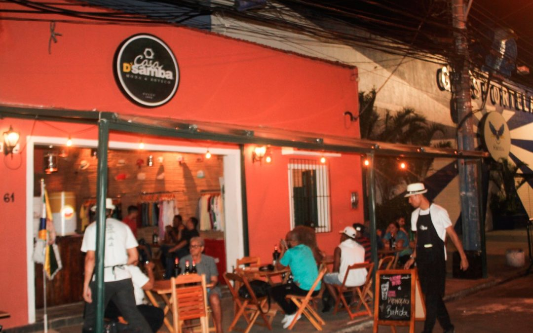 Casa D'Samba reabre suas portas exaltando a cultura do samba de raiz
